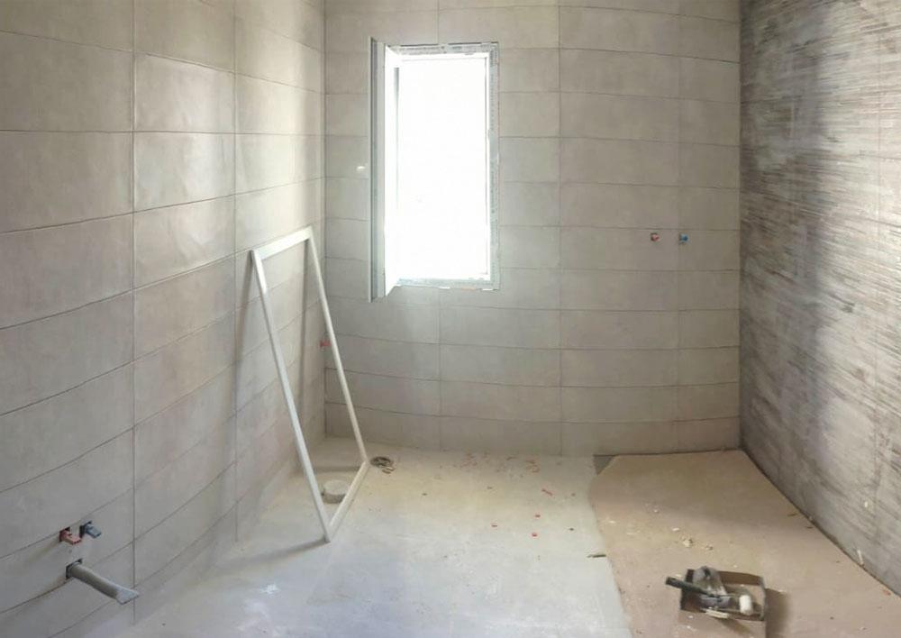 Reforma del baño en Becerril de la Sierra