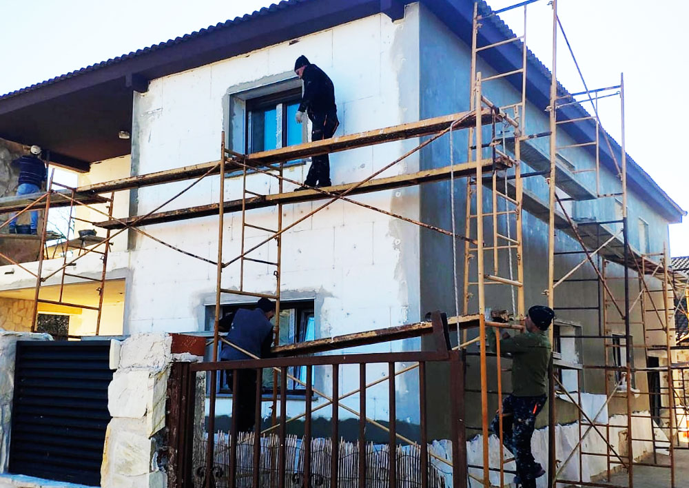 Reforma integral de casa individual en Becerril de la Sierra
